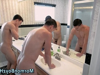 Taboo tugging mormon cums | cums  solo tv