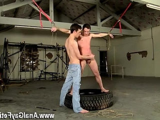 Gay movie of The caning catches the man off guard, and the ball | blackhair  gays tube  man movie