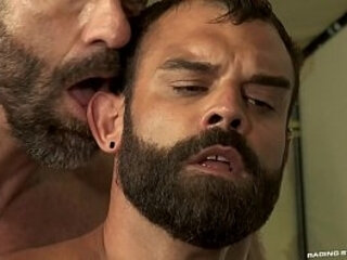 Werewolf Daddy Teaches Pup With Raw Dick - Full Scene | daddy  dicks  scene