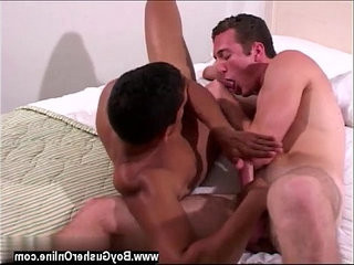 Gay boy erotica He inserts that manstick into his throat and sucks | boys   gays tube   sucking   throat