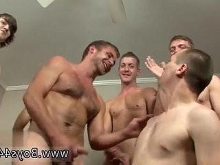 Naked guys Kriss Kross the Bukkake Boss   boss  bukkake  naked