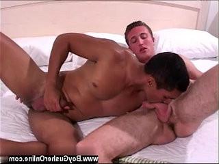 Porn young boy gay Donatelo hops on board Luigis rock hard | boys  ebony gay  gays tube  hardcore  young man