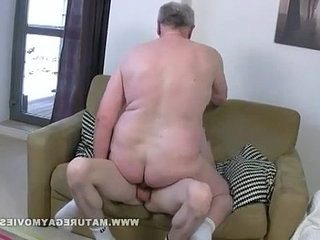 Fat mature gets his ass fucked | ass collection  fat tube  fucking  getting  mature  skinny