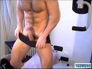 Francois Sagat His video made with us! His huge cock serviced by us ! | cocks   huge gay   massage