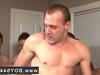 Naked men Devon Takes On Ten | gangbang  mens  naked  takes videos