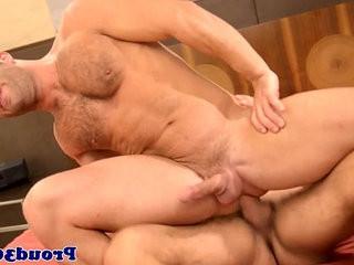 Gay bears rimming and fucking at home | anal top  bears best  fucking  gays tube  homemade  rimming