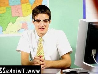 Sexy men Krys Perez plays a nasty professor whos nosey about the | emos hot  mens  nasty  sexy films