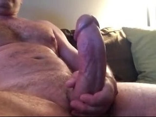 bigthickhardcock showing mature hairy beefy stud | hairy guy   mature   pov collection   stud