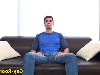 Auditioning jock sucks agent | jocks   muscular   sucking