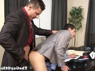 Tony Newports new boss fucks him | boss   fetish   fucking