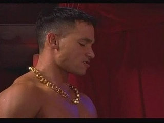 Talvin Demachio with Erik Rhodes, Richie Fine and Cory Bolton fuck in a club | club vids   fucking