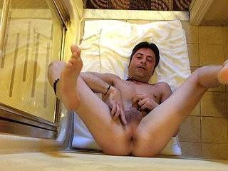 I m so horny and getting ready to cum so hard | cums  feet top  getting  hardcore  horny  ready guy
