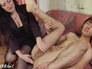 Im going to teach you to suck my cock with this | cocks   forced   going twinks   sucking