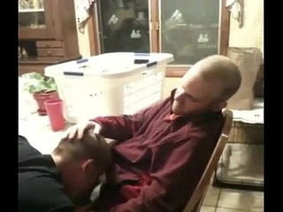 Straight guy gets a blowjob from gay friend | blowjobs   friends   gays tube   getting   straight