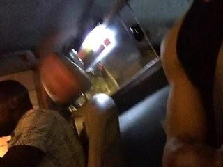 negro gostoso batendo uma punheta dentro do carro ao lado do amigo | amigo man  bus  punheta